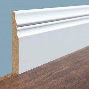 Primed Moldings & Baseboards